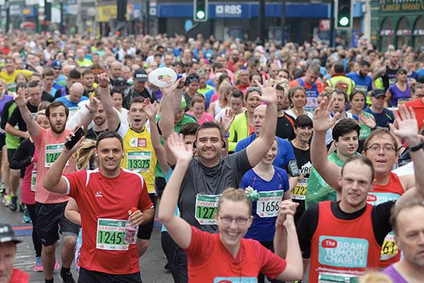 04.10.15 - Cardiff Half Marathon -